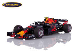 Aston Martin Red Bull TAG Heuer RB14 Sieger GP Mexiko 2018 Max Verstappen