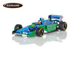 Benetton B194 Cosworth V8 F1 Sieger GP Kanada 1994 Michael Schumacher