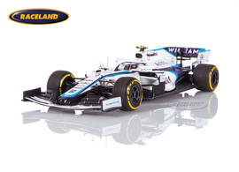 Williams FW43 Mercedes F1 19° GP Ungarn 2020 Nicholas Latifi