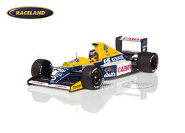 Williams-Renault FW13b F1 1990 Thierry Boutsen