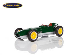 Lotus 16 Climax F1 Team Lotus 4° GP Holland 1959 Innes Ireland