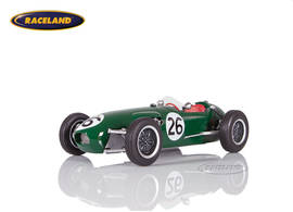 Lotus 12 Climax F1 Team Lotus Monaco GP 1958 Graham Hill