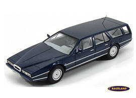 Aston Martin Lagonda Shooting Brake 1987 dunkelblau