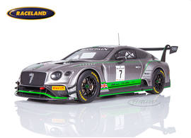 Bentley Continental GT3 Bentley Team M-Sport Blancpain GT Series 2018 Gounon/Kane/Smith