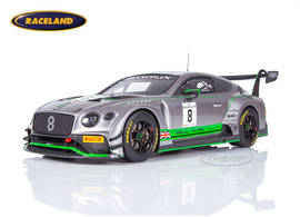 Bentley Continental GT3 Bentley Team M-Sport Blancpain GT Series 2018 Abril/Soulet/Soucek