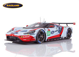 Ford GT Chip Ganassi Team USA Ford Ecoboost LMGTEPro 24° Le Mans 2019 Westbrook/Dixon/Briscoe