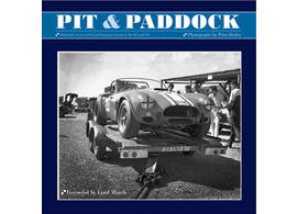 Pit & Paddock - behind the scenes at UK and European circuits in the 60s and 70s