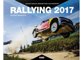 Rallying 2017 Moving Moments Rallye-Jahrbuch 2017