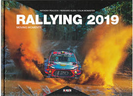 Rallying 2019 Moving Moments Rallye-Jahrbuch 2019
