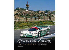 Sports Car Racing in Camera 1980-89 Paul Parker