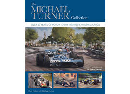 The Michael Turner Collection - over 50 years of motor-sport inspired Christmas cards