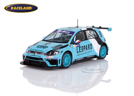 Volkswagen Golf GTI TCR Leopard 2° Rennen 2 Macau Guia Race TCR International 2016 Jean Karl Vernay