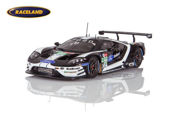 Ford GT LMGTEPro Chip Ganassi UK 25° Le Mans 2019 Mücke/Pla/Johnson