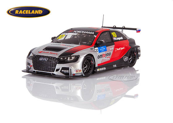 Audi RS3 LMS Comtoyou Audi Sport 4° WTCR Slovakia Ring Rennen 3 2019 Niels Langeveld