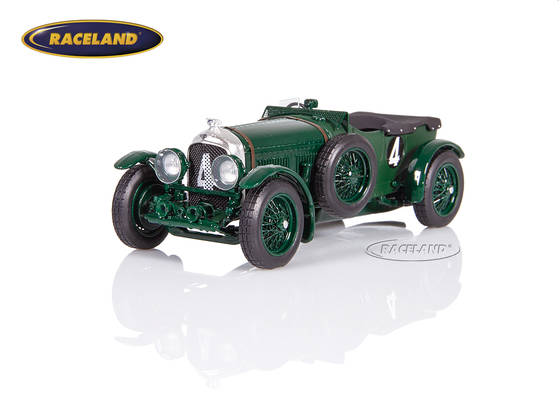Bentley Speed Six Team Bentley Sieger Le Mans 1930 Barnato/Kidston
