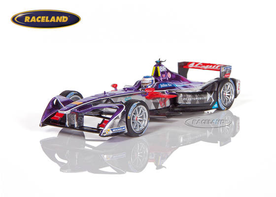 DS Virgin Racing Formula E Sieger New York 2016/2017 Sam Bird