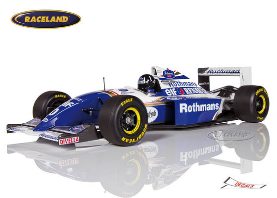 Williams-Renault FW16 F1 1994 Damon Hill
