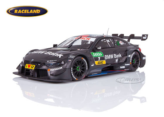 BMW M4 Team RBM BMW Bank DTM 2018 Bruno Spengler
