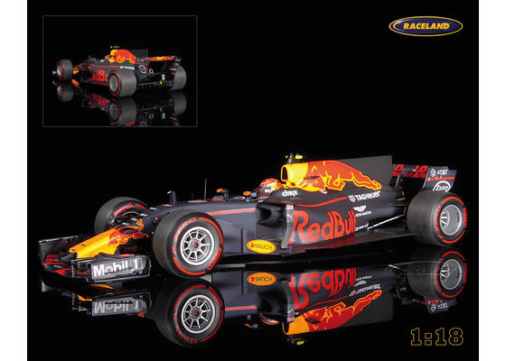 Red Bull RB13 TAG Heuer Renault F1 2017 Max Verstappen
