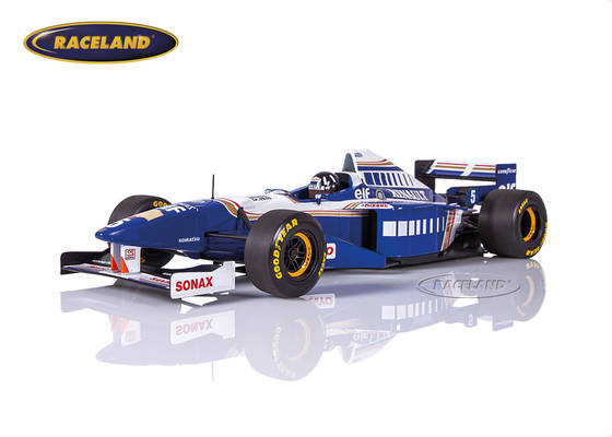 Williams-Renault FW18 F1 Weltmeister 1996 Damon Hill