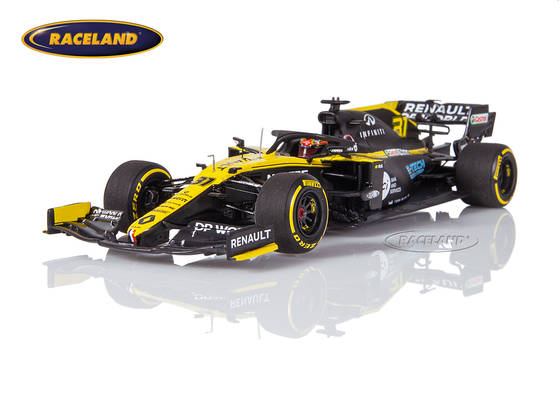 Renault DP World F1 Team F1 Launch Version 2020 Esteban Ocon