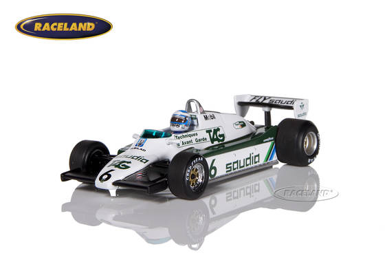 Williams-Ford FW08 Saudia TAG F1 Weltmeister 1982 Keke Rosberg