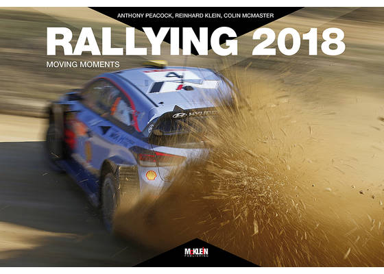 Rallying 2018 Moving Moments Rallye-Jahrbuch 2018